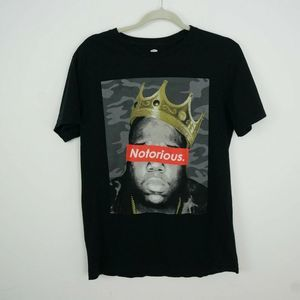 Old Navy Notorious B.I.G. Biggie Supreme Style